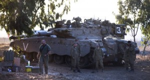 Tension Rises In Israel Amid International Talks Of Military Intervension In Syria