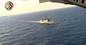 "An image grab taken from a handout video released by the Egyptian Defence Ministry on May 20, 2016 shows the Egyptian military taking part in a search mission in the Mediterranean Sea for the remains of an EgyptAir plane which crashed on May 19, 2016 with 66 people on board, as mystery surrounded its fate despite suspicions of terrorism.    / AFP PHOTO / EGYPTIAN DEFENCE MINISTRY AND AFP PHOTO / HO / RESTRICTED TO EDITORIAL USE - MANDATORY CREDIT ""AFP PHOTO / EGYPTIAN DEFENCE MINISTRY"" - NO MARKETING NO ADVERTISING CAMPAIGNS - DISTRIBUTED AS A SERVICE TO CLIENTS"
