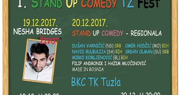 stand up tz comedy