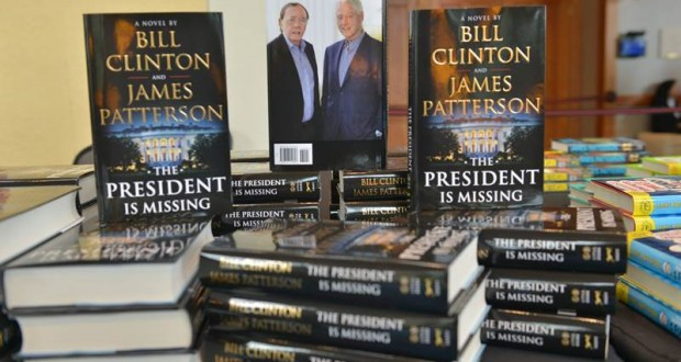 A Conversation with Former U.S. President Bill Clinton and James Patterson
