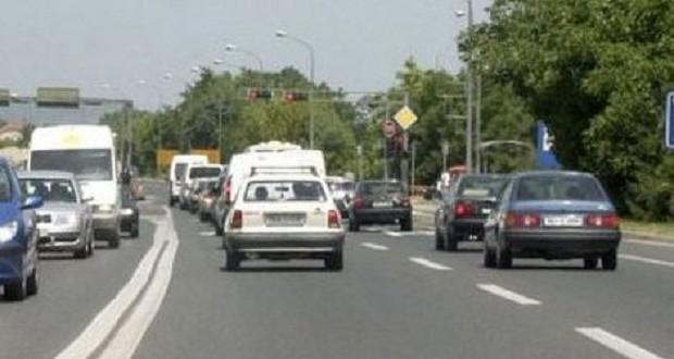 pojačan promet vozila