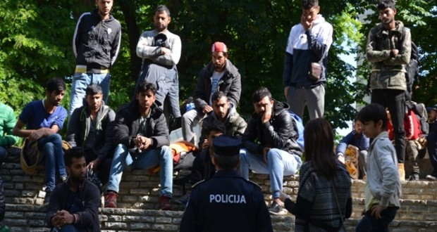 Image result for bihać migranti