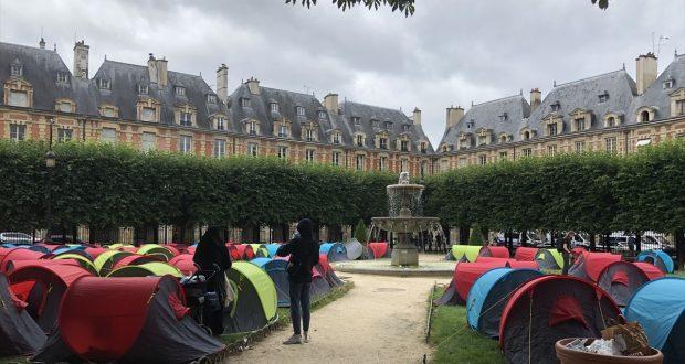 migranti pariz
